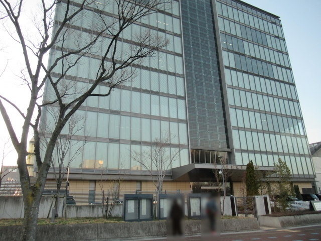 Shiga Pref. Police Headquarters Police Station