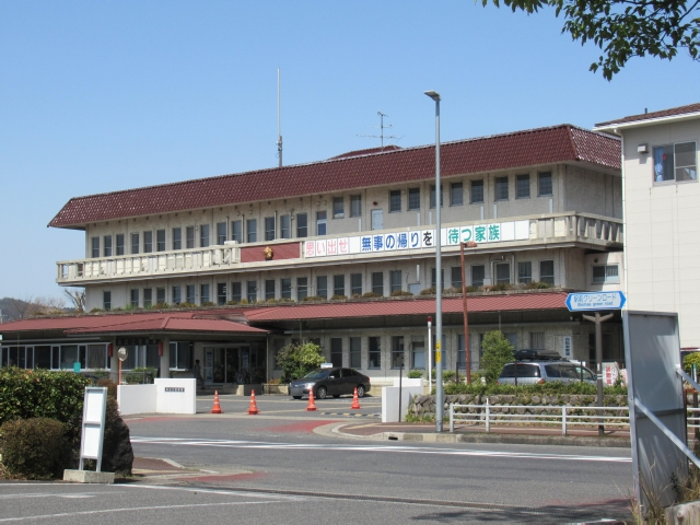 Higashiomi Police Station