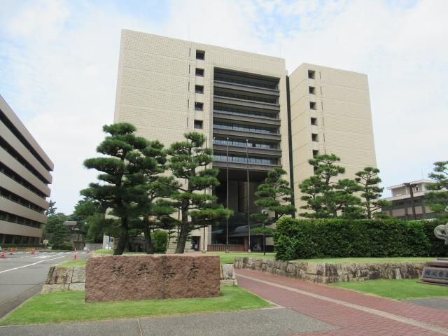 福井県の地方自治体一覧