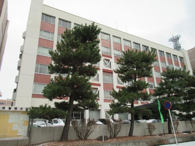 秋田県の警察署一覧