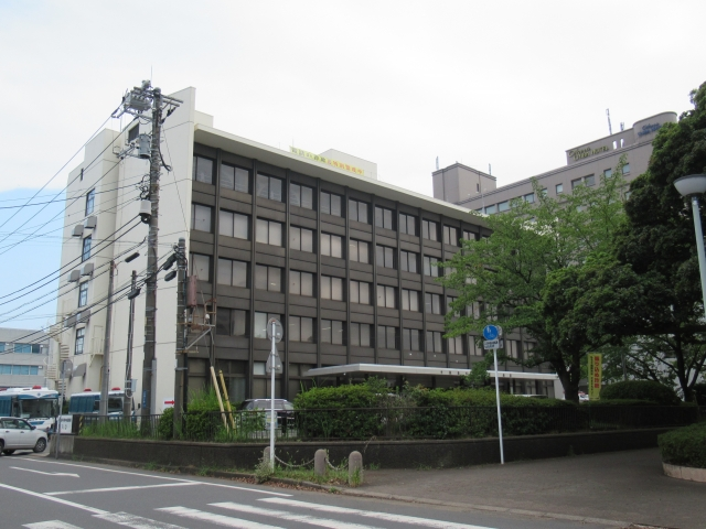 Chiba Chuo Police Station
