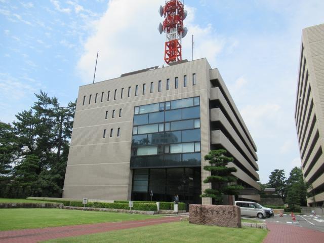 福井県の警察署一覧